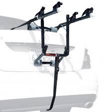 porta mtb auto allen deluxe 2 bike trunk carrier review outdoorgearlab