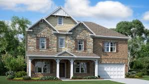 oakwood floor plan in the mills at rocky river calatlantic homes