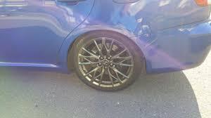 lexus is250 awd tire rotation 255 tire square setup clublexus lexus forum discussion