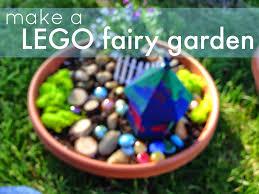 toddler approved easy lego fairy garden for kids