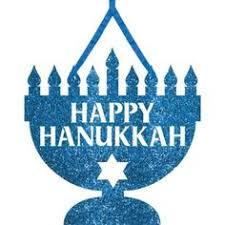happy hanukkah signs happy hanukkah sign with glitter polka by diamonddustdesigns