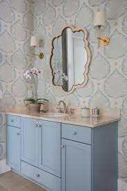 Wallpaper Bathroom Ideas 162 Best Powder Room Images On Pinterest Room Bathroom Ideas