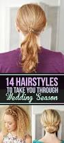 14 wedding hairstyles you can diy for the occasion