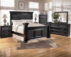 Black And Wood Bedroom Furniture Wood Flooring Bedroom
