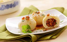 cuisine bavaroise cuisine bavaroise de spécialité grammelknodel photo stock image