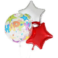 birthday balloons for him balloons by post and party balloons moonpig