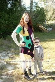 Jack Skellington Halloween Costume Kids Mom Child Couple Costume Jack Sally Costumes
