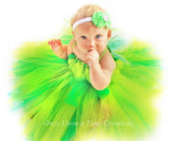 Tinkerbell Halloween Costume Toddler Baby Fairy Costume Etsy