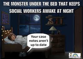 Meme Notes - the best social work memes of 2016 social work tutor memes