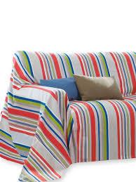 jetee canape jeté de canapé pur coton beige maison couleurs et prix daxon