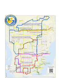 Map Melbourne Fl Parks Map
