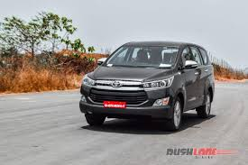 toyota innova toyota innova crysta regains title of best selling mpv in india