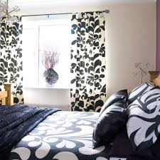 red and white bedroom curtains curtains black and white pattern gopelling net