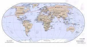 Huge World Map by Huge Ellamedicus