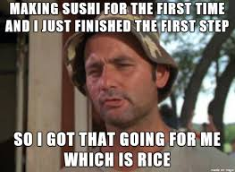 Mmmm Meme - mmmm sushi meme on imgur