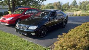 lexus is300 manual pa fs ft 2002 lexus is300 5 speed lsd some mods clublexus