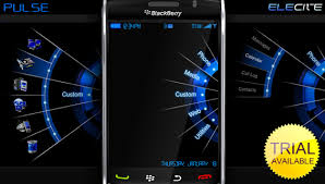 themes mobile black berry pulse theme for blackberry storm by elecite free trial available