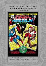 marvel masterworks captain america 6 volume 6 issue