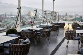 Lounge O2 Lounge The Ritz Carlton Moscow