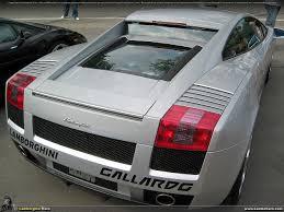 shiny silver lamborghini gallardo 5 0 gall172 hr image at lambocars com