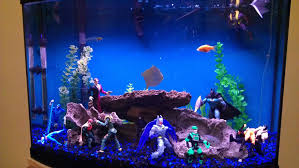 fish tank decorations