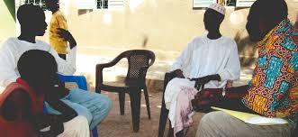 solidarity in community based health insurance in senegal