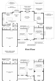 Charleston Floor Plan by Laurel Ridge The Glen The Duke Home Design