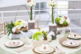 Pine Cone Wedding Table Decorations Winter Wedding Inspiration At High Museum Of Art In Atlanta Ga