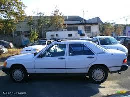 1988 white mercedes benz 190 class 190e 2 3 12956378 photo 12