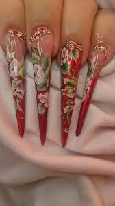 420 best stiletto nails images on pinterest stiletto nails