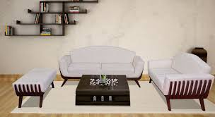 Wooden Sofa Bed Get Modern Complete Home Interior With 20 Years Durability Meuse