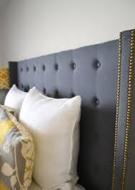 Upholstered Nailhead Headboard by Gold Nailhead Headboard Valamu Xyz