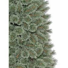 artificial christmas tree unlit 7 u0027 branford spruce walmart com