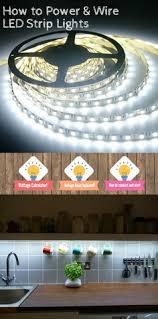 all things led kitchen backsplash great tutorial on installing led light strips on bookshelves under