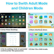 android child mode xgody t702 7 android tablet pc 8gb rom with wifi and c