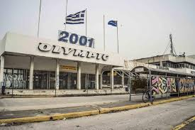 Olympics Venues The Olympic Venues Of Athens A Story Of Refuge And Decay