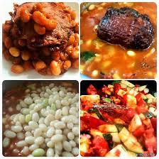 cuisiner les haricots blancs frais recette de haricots blancs frais à la sauce tomate et jambonneau