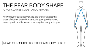 what to wear look best pear body shape or body type joy of clothes