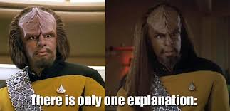 Worf Memes - worf s hair the d continuum