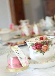 tea party bridal shower favors 22 fairy in themed bridal shower ideas
