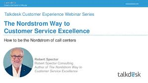 nordstrom help desk for employees webinar the nordstrom way to customer service excellence with rober