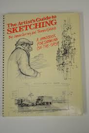 the artist u0027s guide to sketching james gurney thomas kinkade