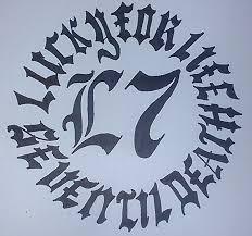 lucky no 7 tattoo design by cass devourer oflove on deviantart