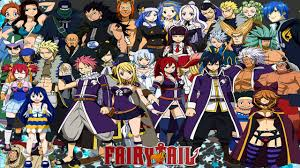 top 10 strongest guilds in fairytail youtube