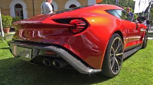 aston martin zagato wallpaper aston martin zagato vanquish concept world premiere youtube