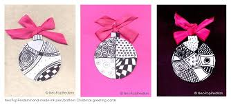 Decorate With Christmas Cards Hand Made Christmas Greeting Cards And Christmas Decoration With