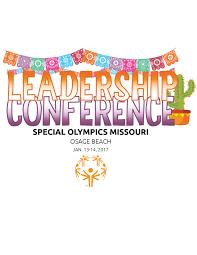 leadership conference registration special olympics missouri