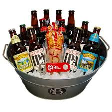 Tequila Gift Basket Craft Beer Gifts Custom Craft Beer Gift Baskets For Guys