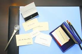 Daniel Ocean Business Card Blog Archives Say What