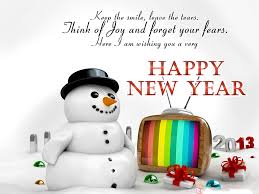 new year s greeting card happy new year 2013 sayings for greeting cards ppt garden
